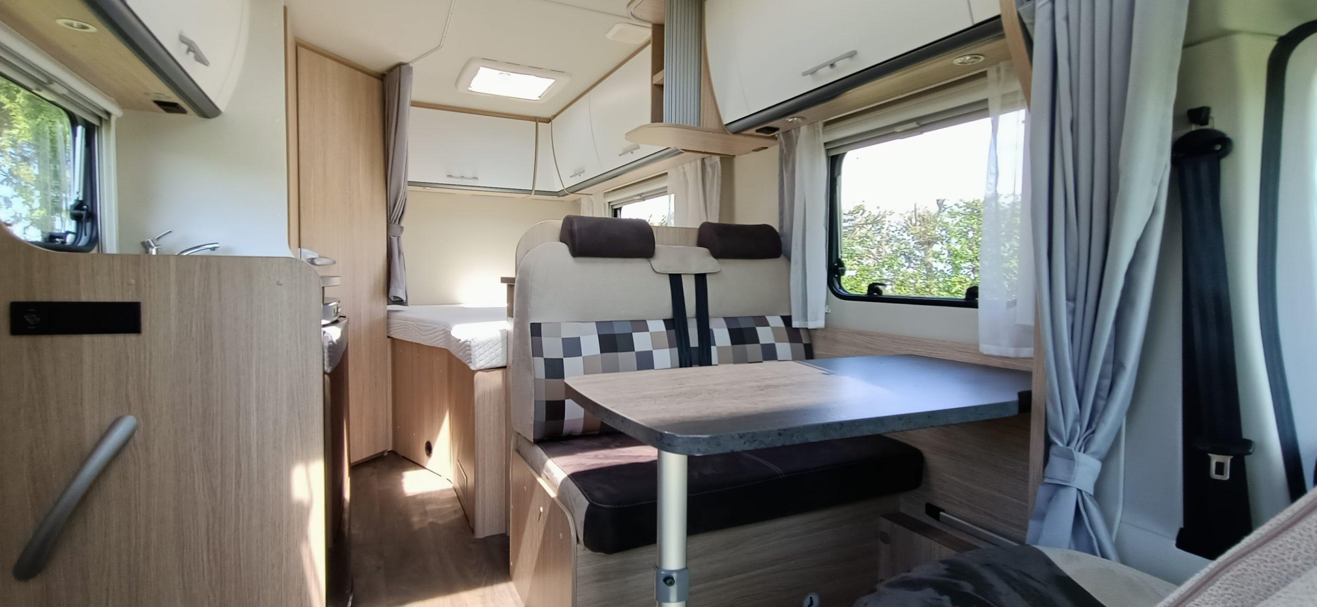 Sunlight T58 camper huren